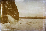 Yukon River ice, January 12, 1900.