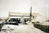 U. S. Government sawmill, Ft. Egbert, April 1900.