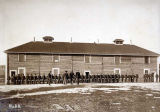 Ft. Egbert Barracks, Co. L., 7th Infantry, March 31, 1900.