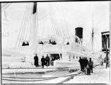NORTHWESTERN in Juneau, Alaska, January 22nd, 1916.