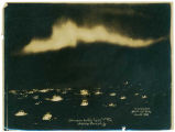 Dawson by the light of the Aurora Borealis, January 2, 1908.