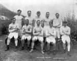 Ready Bullion hose team, Treadwell champions, 1914.