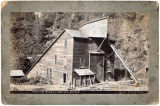 Ebner Gold Mining Co.'s mill, Silver Bow Basin.