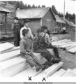 Aleut (Unangan) relocation to Southeast Alaska: (05) Kasaan, Killisnoo, and Ward Lake Refugee...