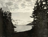 Head of Harriman Fiord, Prince William Sound, 1899.