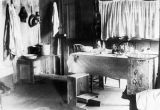 Our kitchen at Sumdum, 1896.