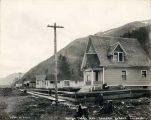 North Third Avenue, Seward, Alaska, July 30, 1906.