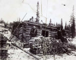 Cabin, Beaver City, April 1899.
