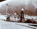 Log Cabin Church, Juneau.