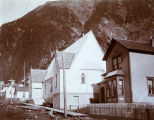 Episcopal Church and rectory, Juneau.