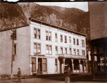 Occidental Hotel, Juneau, Alaska.