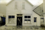 Store in Douglas City, Alaska, 1908.