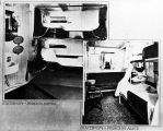 Stateroom, PRINCESS SOPHIA and PRINCESS ALICE, ca. 1918.