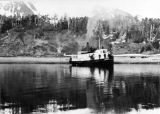 Str. RUSTLER off Seward, May 15, 1894.