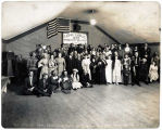 The Moose, April Fool Mask Ball, at Poorman, Ruby Dist., 1916.