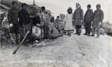 Sinuk Reindeer Camp, April 19, 1912.