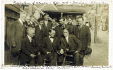 Presbytery of Alaska, April 1914, Juneau, Alaska.
