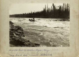 Whitehorse rapids, 1898.