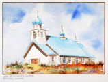 New St. Nicholas Church, Tatitlek, Alaska.