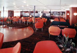 Alaska ferry Wickersham interior.
