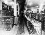 [Goldstein Emporium: Men's Furnishings Department; display.]