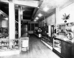 [Goldstein Emporium; grocery department.]