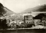 Juneau, Alaska – taken midnight June 21, 1928