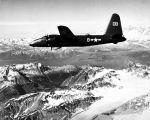 U.S. Navy PV2 11/15/1948 over Glacier Bay (Photo US Navy).