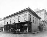 First National Bank Building Erected 1899.