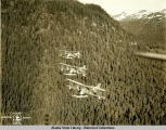 Alaska Aerial Survey Expedition,  1929; Mt. Juneau.