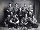 Chatanika baseball team, 1910.