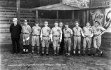 American Legion Base Ball Team Champions.  Juneau City League, 1935