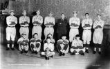 Elks Base Ball Team.  Juneau, Alaska.  Champions of 1931 & 1932