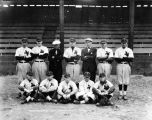 Moose Base Ball Team, Juneau, Alaska, 1927.