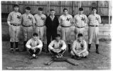 """Moose"" Champions, Gastineau Base Ball League, 1936, Juneau, Alaska."
