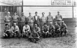 American Legion Base Ball Team, Juneau, Alaska.  1932.