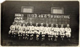 [Juneau or Treadwell baseball team? 1928?]