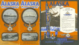 The Alaska Line Summer Cruises, Alaska Steamship Company, Seattle.