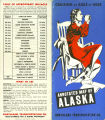 Cruising an Aisle of Isles, Annotated Map of Alaska, Northland Transportation Co.