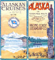 Alaska Via Totem Pole Route Season 1911 Pacific Coast Steamship Co.