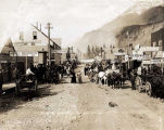 Broadway, Skagway, Alaska, May 20th, 1898.