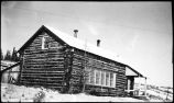 [Homer, Alaska 1940.  Homer Heights School.]