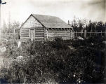 Barn at Kenai, back of our house.