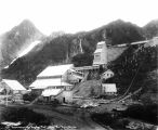 Perseverance Mine Reduction Plant - Silver Bow Basin, Alaska.