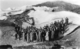 Fourth Annual Alaska Teacher's Institute at Mendenhall Glacier.  Juneau, Alaska.  Sept. 3, 1925.
