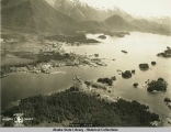 Alaska Aerial Survey Expedition, 1929; Sitka, Alaska.