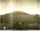 Alaska Aerial Survey Expedition, 1929; Mt. Edgecumbe, Sikta, Alaska.