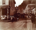 Decoration Day, Juneau, Alaska, 1899.