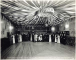 Grand Thanks-Giving Ball.  Given By the Arctic Brotherhood.  Camp No. 26.  In A.B. Hall Flat City,...