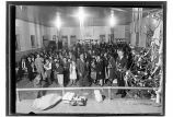 [Christmas Party at ANB Hall at Hoonah Presbyterian church that burned down.]